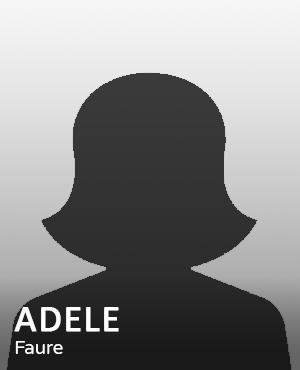 Adele, coordinator and procurements